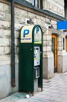 143 - Parking machines