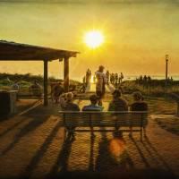 Mindil Beach Sunset Art Prints & Posters by Stuart Row