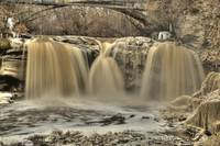 West Falls of the Black River, Elyria, Ohio