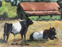 Belties at the Hermitage, Tennessee