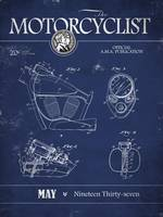 Motorcycle Magazine Harley Motorcycle Design 1937