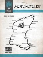 Motorcycle Magazine Isle of Man TT Guide 1938