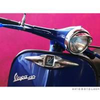 Vespa 150 Art Prints & Posters by David Caldevilla