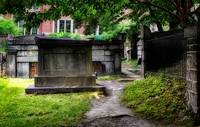The Westminster Burying Ground in Baltimore