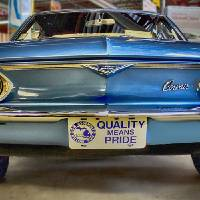 Chevy Corvair Art Prints & Posters by Pat Cook