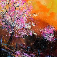 cherrytrees45 Art Prints & Posters by pol ledent