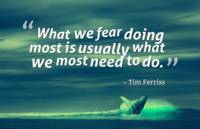 Inspirational Timeless Quotes - Tim Ferriss