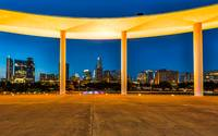 Austin Skyline Long Center