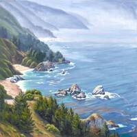 Big Sur Enchantment
