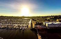 Everett Marina Sunrise