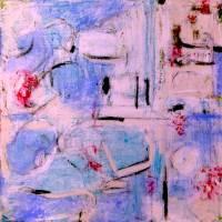 Blue Stories Art Prints & Posters by Susan Grissom
