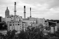 Rochester, NY - Factory and Smokestacks 2005