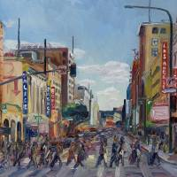 5th and Broadway Art Prints & Posters by John Kilduff