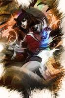 League of Legends AHRI