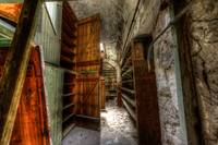 Storage Area Eastern State Penitentiary