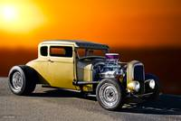 1930-31 Ford Model A Coupe