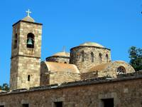Monastery of Saint Barnabas in Cyprus
