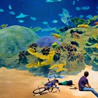 WHO is Fishing Art Prints & Posters by Lynda Lehmann