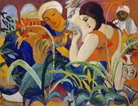Eastern Women by August Macke