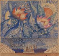 Flowers, a Set Design Kuzma Petrov-Vodkin - 1926