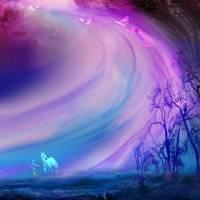 Magic Swirl Art Prints & Posters by Igor Zenin