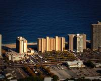 Marigot Beach Condominium Aerial Photo Ocean City