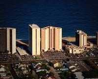Atlantis Condominium Aerial Photo in Ocean City Md