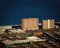 Carousel Condominium Aerial Photo in Ocean City MD