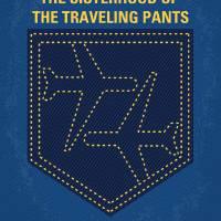 No826 My The Sisterhood of the Traveling Pants min Art Prints & Posters by Chungkong Art