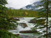 Athabasca River - Jasper National Park