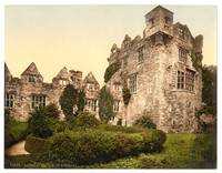 Vintage Photo-Print of Donegal Castle (1900)