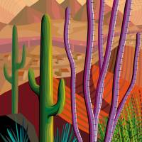 Tucson Art Prints & Posters by Charles Harker