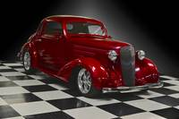 1936 Chevrolet Coupe II