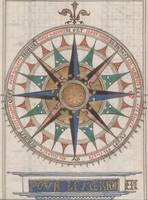 Historical Nautical Compass (1543)