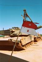 Tank and M88 from B Company, 16th Cavalry