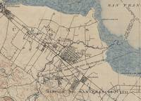 Vintage Map of Palo Alto California (1895)
