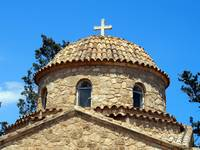 Monastery of Saint Barnabas Dome