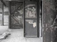 Metal Doors, Fort Worden