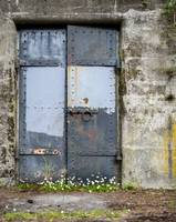 Old Door at Fort Worden