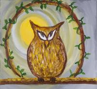 The cunning owl