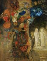 ODILON REDON, APPARITION