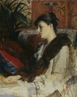 The Artist's Sister-in-law, Marie Constantine Bash