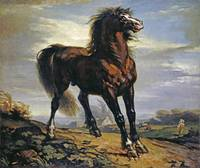 The Horse by Jean-François Millet