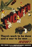 Women Workers Needed WW2