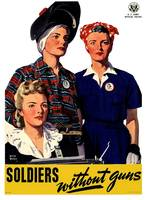 Women in Workforce - Soldiers
