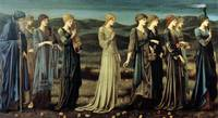 The Wedding of Psyche, 1895 - Edward Burne-Jones