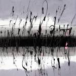 """Swamp - Abstract Landscape By Mario Zampedroni"" by zampedroni"