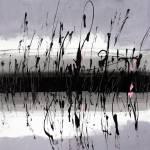 """Swamp - Abstract Landscape By Mario Zampedroni"" by zampedroni"