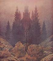 The Cross in the Mountains (1812)  by Caspar David