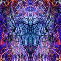 Abstract Light Streaks #360, Edit C Art Prints & Posters by Nawfal Johnson Nur